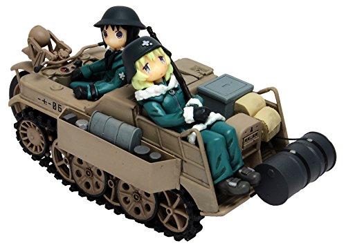 Tito'S Auto Sales >> Details About Platts Girl End Travel Sdkfz 2 W Tito Yuri Figure Set Of 2 1 35 Scale Plasti