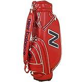 New Balance ゴルフウェア ニューバランス New Balance キャディバッグ METRO Nモチーフキャディバッグ 012-7980003 レッド 100