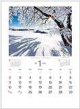 トーダン 2022年 カレンダー 壁掛け インプレッション・オブ・ザ・ワールド TD-30651