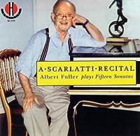 Scarlatti Recital