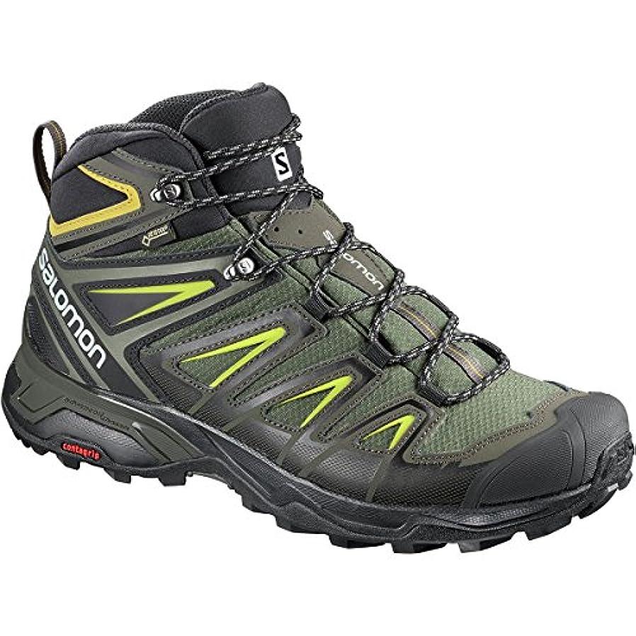 勇者すみません全能[サロモン] メンズ ハイキング X Ultra 3 Mid GTX Hiking Boot - Men's [並行輸入品]