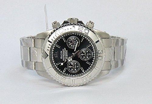 [エルジン] ELGINエ 腕時計 クロノグラフ FK112...