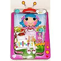 MGA Lalaloopsy Limited Edition 12 Inch Tall Button Doll - Rosy Bumps 'N' Bruises with Pet Boo-Boo Bear and Bonus Mini 3 Inch Doll by Lalaloopsy [並行輸入品]