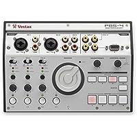 Vestax ライブ配信向け オーディオインターフェイス PBS-4 ステミキ/ビデオセレクト機能付き
