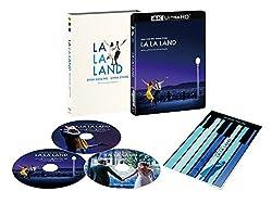 ラ・ラ・ランド 3枚組 4K ULTRA HD+Blu-rayセット [4K ULTRA HD+Blu-ray]