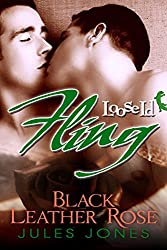 Black Leather Rose (English Edition)