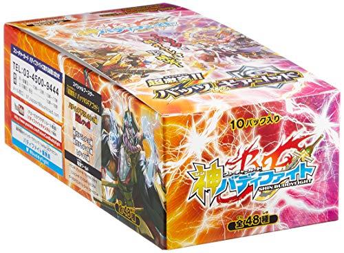 フューチャーカード 神バディファイト スペシャルパック 超激突!! バッツVSギアゴッド【BF-S-SP】 BOX