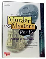 Murder Mystery Party: Murder at Tall Oaks [並行輸入品]