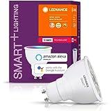 Ledvance Smart Home Light Bulb Reflector GU10 ZigBee, Rgbw Colour Changing