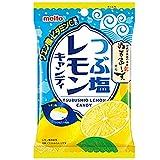 名糖産業 つぶ塩レモンキャンディ 70g 70g ×10袋