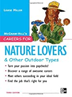 Careers for Nature Lovers & Other Outdoor Types (Careers for You)