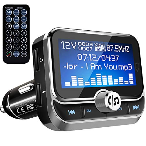 TinMiu FMトランスミッター Bluetooth 高音...