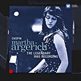 Chopin: Piano Works: Martha Argerich The LEGENDARY 1965 RECORDING 画像