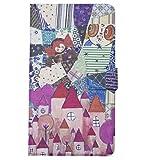 劇場版 魔法少女まどか☆マギカ ベベ柄 マルチサイズ手帳型スマートフォン用ケース