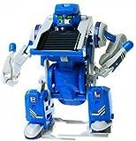 DIY 3- in - 1教育ソーラー電源Assemblingおもちゃセットブルー&ホワイトby ozone48