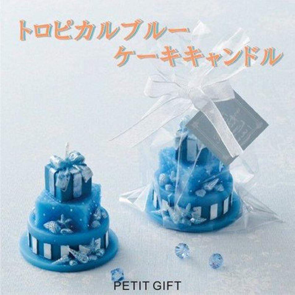 凍る飛び込む上記の頭と肩プチギフト ケーキキャンドル