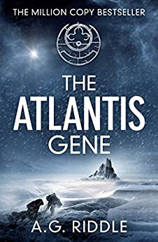 The Atlantis Gene (The Origin Mystery Book 1) by [Riddle, A.G.]
