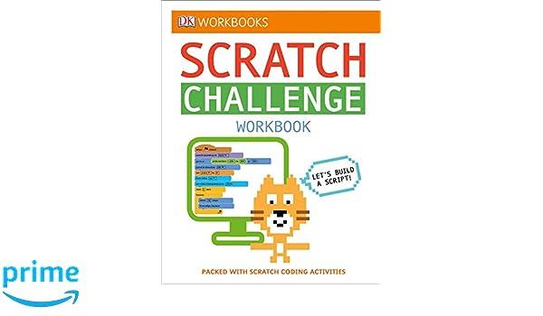 amazon dk workbooks scratch challenge workbook packed with