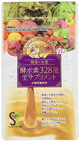 酵水素328選 生サプリメント