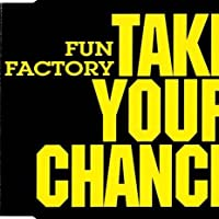 Take your chance [Single-CD]