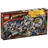 レゴ (LEGO) インディ・ジョーンズ チョウチラ墓地の戦い 7196