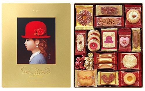 赤い帽子 ゴールド 缶 746g