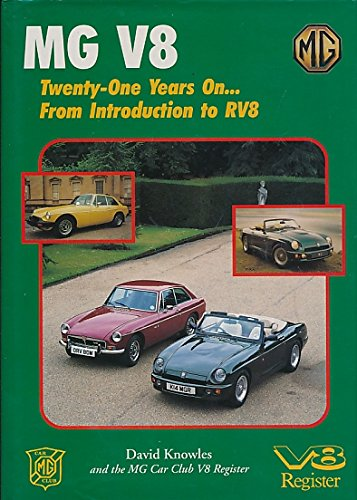 Mg V8: Twenty-One Years on ...from Introduction to Rv8