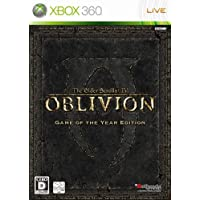 The Elder Scrolls IV: オブリビオン Game of the Year Edition - Xbox…