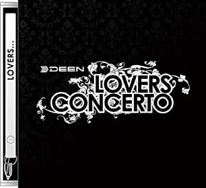 LOVERS CONCERTO(DVD付き)(初回生産限定盤)