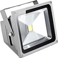 LED 30w 300w相当 投光器 超薄型 作業灯 看板灯 防犯灯 倉庫照明 店舗照明 屋外 防水 LEDライト街灯 5M配線 昼光色 広角 家庭電源でOK 一年保証 …