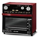 アイリスオーヤマ ノンフライ熱風オーブン FVH-D3A-R
