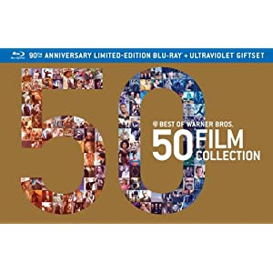 Best of Warner Bros 50 Film Collection [Blu-ray] [Import]
