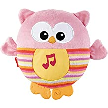 Fisher-Price Soothe and Glow Owl - Pink
