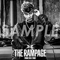 THE RAMPAGE 長谷川慎 アザージャケットカード 100degrees