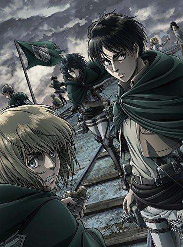 TVアニメ「進撃の巨人」Season2 Vol.1[DVD]