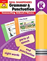 Skill Sharpeners Grammar and Punctuation, Grade K