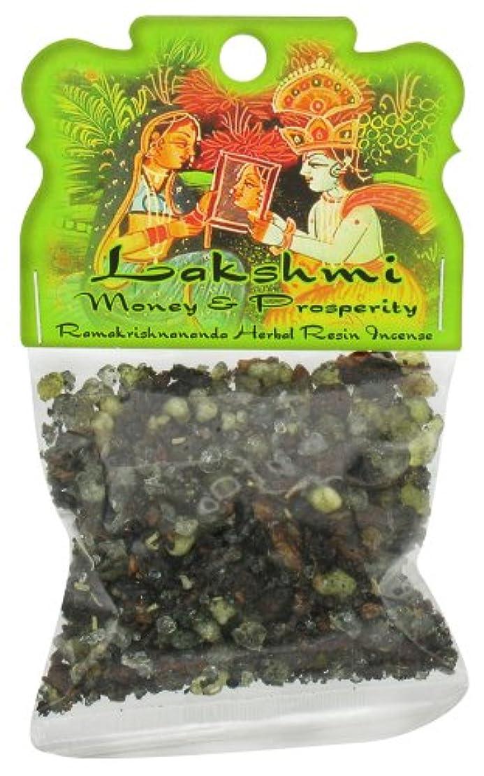 樹脂Incense Lakshmi – Money and Prosperity – 1.2 Ozバッグ