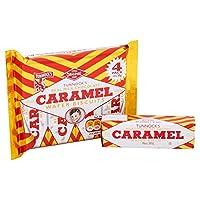 Tunnockのミルクチョコレートキャラメルウェハ4×26.5グラム (x 2) - Tunnock's Milk Chocolate Caramel Wafers 4 x 26.5g (Pack of 2) [並行輸入品]