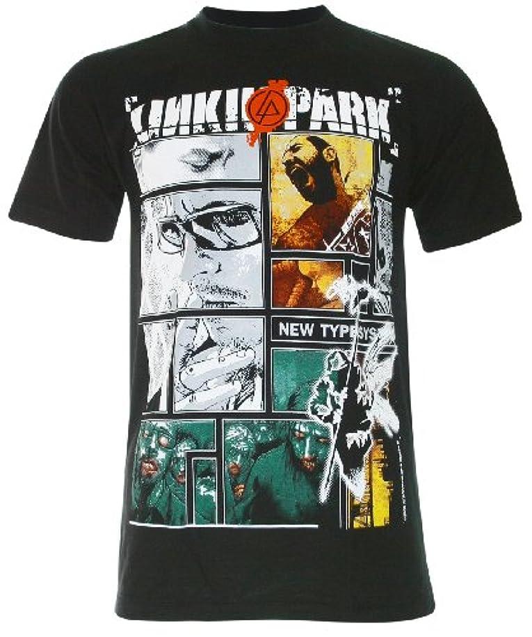 酸素ピッチャー遮る(パラス) PALLAS The Linkin Park T-Shirt (NS009)