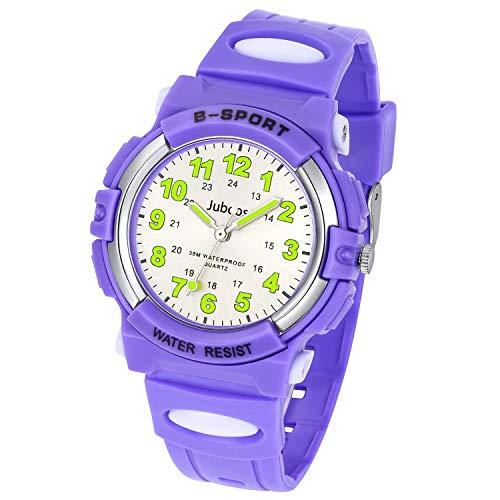 子供用腕時計 アナログ 子供用クォーツ腕時計 ...
