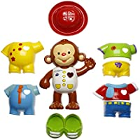 VTech Dress & Discover Friend 「着せ替えモンキー」 正規輸入品 80-129600