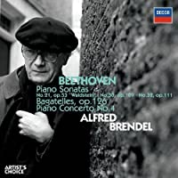 Brendel Plays Beethoven