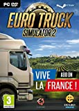 Euro Truck Simulator 2 - Vive La France Add-On (PC DVD) (輸入版)