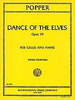 POPPER - Danza de los Elfos Op.39 para Violoncello y Piano (Fournier)