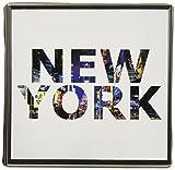 アートデリ ポスター パネル ニューヨーク 15cm × 15cm 日本製 軽量 ファブリック popa-1712-08-01-S
