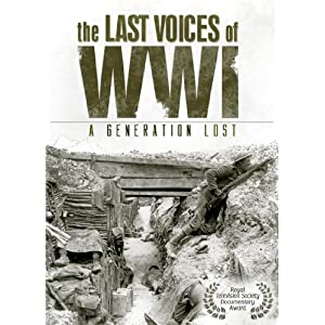 Last Voices of Wwi: A Generation Lost [DVD] [Import]