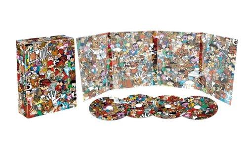 秘密結社 鷹の爪BOX ザ・フロッグマンショー 【初回生産限定】 [DVD]