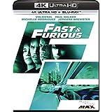 ワイルド・スピードMAX 4K Ultra HD+ブルーレイ[4K ULTRA HD + Blu-ray]