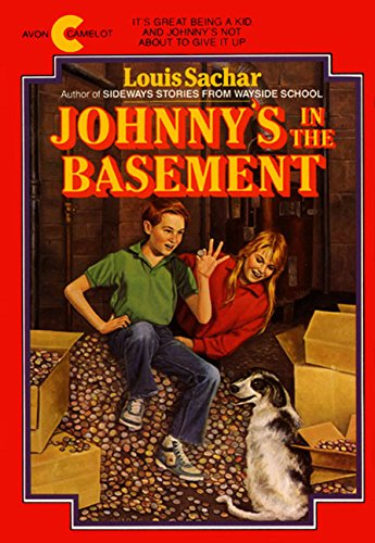 Johnny's in the Basement (pb repkg) (Avon Camelot Books)の詳細を見る