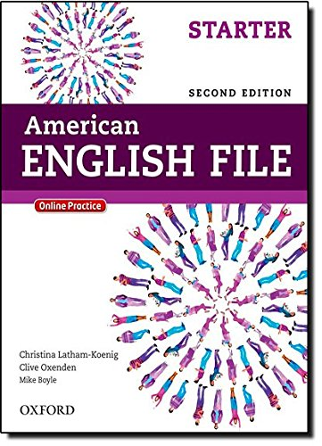 Download American English File 2/E Starter Studen Book iTutor Pack 019477614X